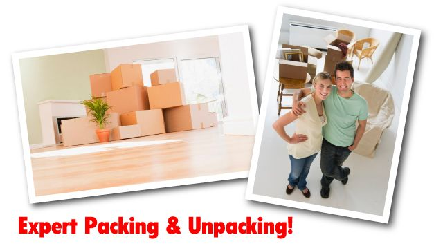 Expert Packing & Unpacking! | Packing, storage, moving